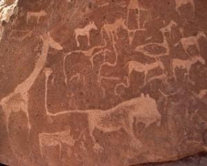 Twyfelfontein Engravings