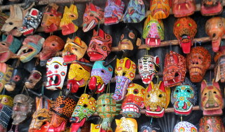 Maya Masks
