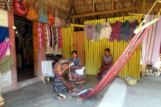 Women's weaving co-op