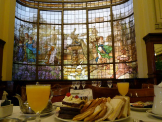 Buenos Aires breakfast
