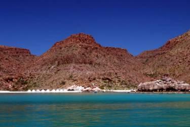 Espiritu Santo, Baja