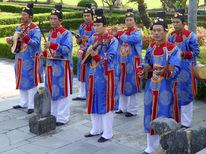 Musicians in Hue