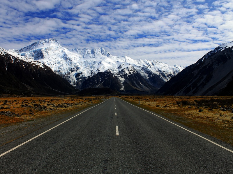 New Zealand Drive