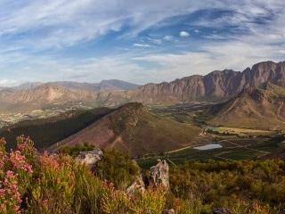 Walkers Bay, Grootbos, South Africa, Travel