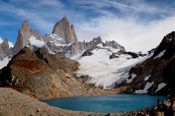 Lago de los Tres Patagonia Argentina