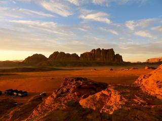 wadi rum desert jordan travel