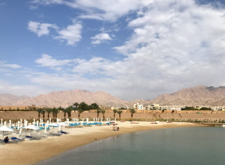 Dead Sea Resort Jordan Travel